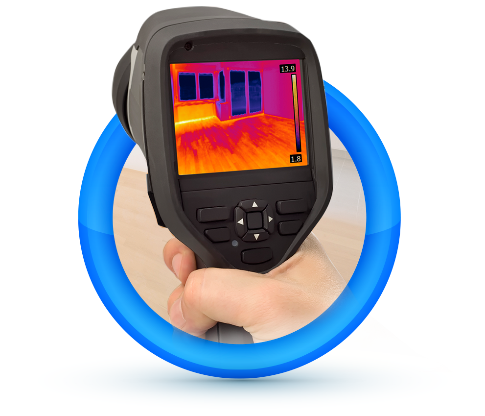 We Can Find It And Repair Advanced Plumbing Services Utilizes Crawl Es Attics Thermal Imagery Cameras Always Try To Minimize Opening